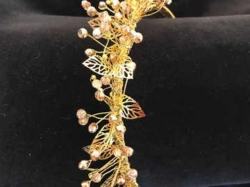 For Sale: Hand beaded crown