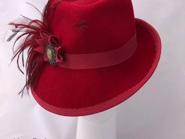 For Sale: Trilby - Red