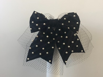 For Sale: Bow fascinator