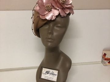 For Sale: New Myliss Designs Felt Beret