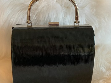 For Rent: Black Olga Berg Bag