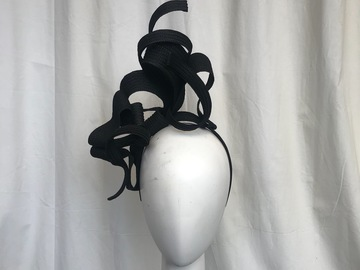 For Sale: Black headband bow