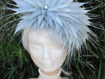 For Sale: Brand New Feathered headpiece