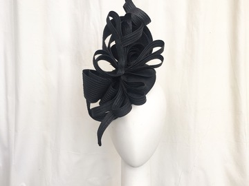 For Sale: Black fascinator