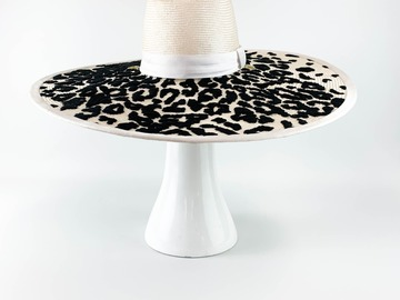 For Rent: Octavia Embroidered Leopard
