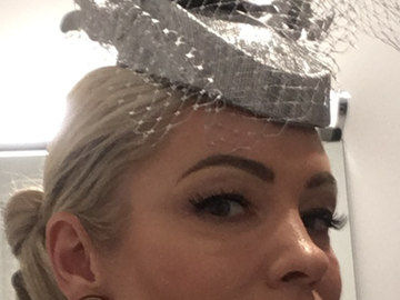 For Sale: Silver percher