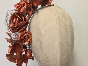 For Sale: Copper roses