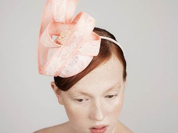 For Sale: Pink Pearl hat