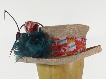 For Sale: Parisisal Straw Mad Hatter