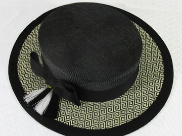 For Sale: 'Nicola' Toyo Straw Boater