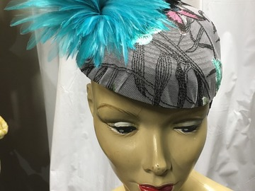 For Sale: HH102  -  Milliners Guild USA Debut Racewear Collection